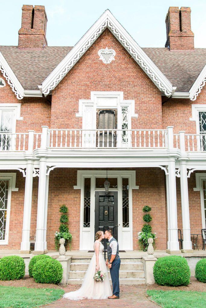warrenwood manor, lexington wedding florist