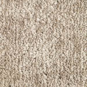 Natural Pile Linen Rug closeup