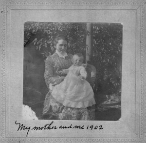 Gerald Thomas and Anna Noteboom