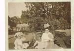 Mae, Gerald, Frank and Anna Thomas circa 1909 courtesy of cousin Paul