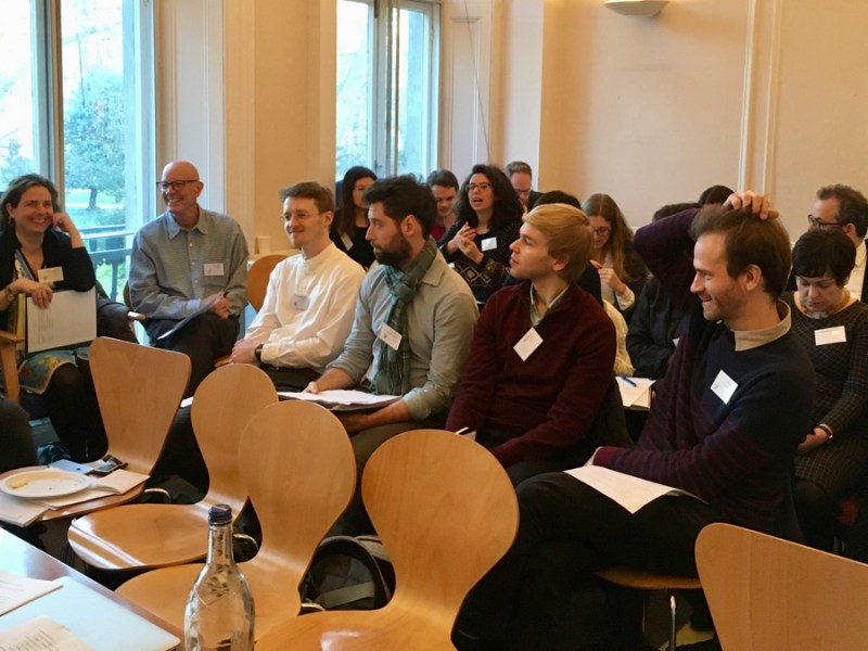 Report – Leverhulme/ERC workshop on Responsibility, Knowledge, and Belief