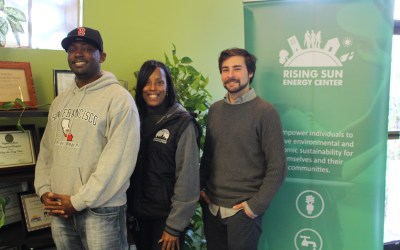 Rising Sun Energy Center brings Roots of Success to their GETS program