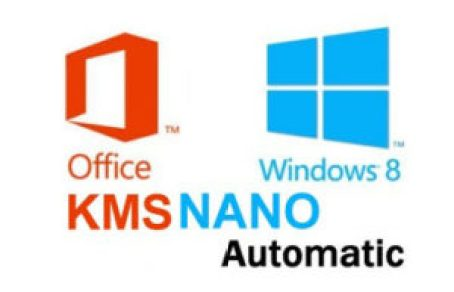 KmsNano Automatic Activator Windows 7, 8, 8.1 & office