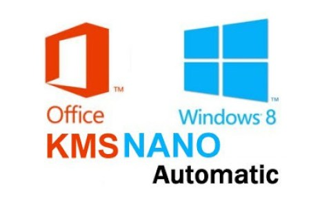 KmsNano Automatic Activator Windows 7, 8, 8.1 & office 2016