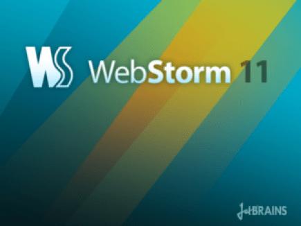 JetBrains WebStorm 2016.3 Crack License key For Windows