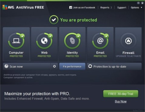 AVG Full Version Antivirus 2017 Serial Key + Crack