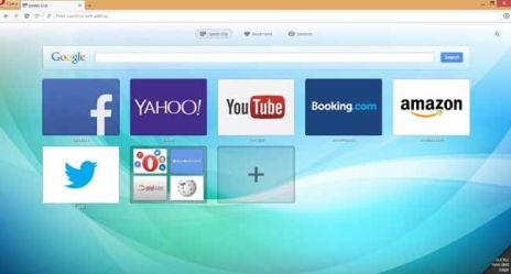 Download Opera Browser 42.0.2393.94 full version For Windows