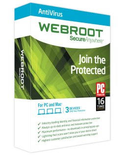 SecureAnywhere AntiVirus for PC Gamers Serial Key