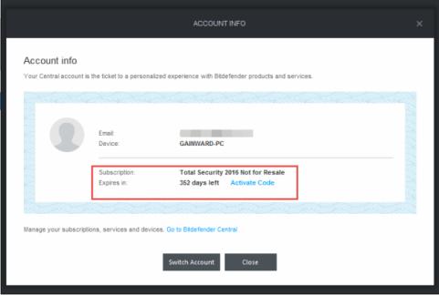 Bitdefender Total Security 2017 Key Crack Full Download