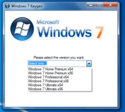 windows 7 pro key 32 bit