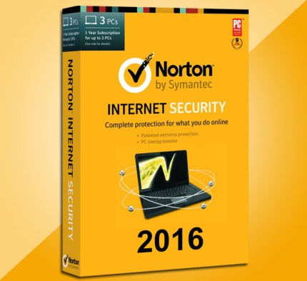 Norton Internet Security 2016 Activation key Crack Download