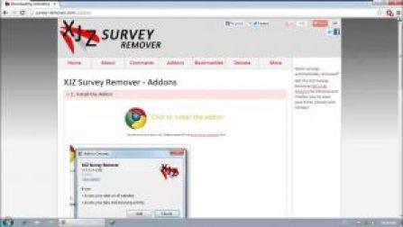 XJZ Survey Remover [Crack + Latest]
