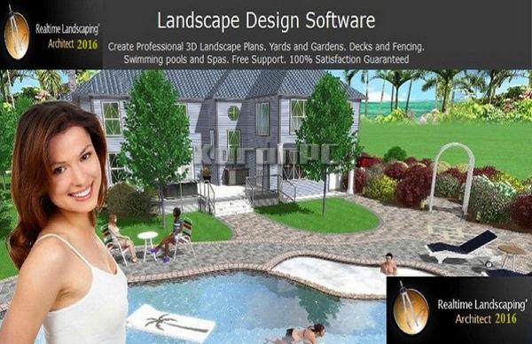 Realtime Landscaping Architect 2019 Crack Full Download