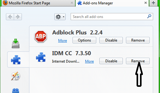 IDM CC For Firefox 43, 49, 50, Updated 51 beta