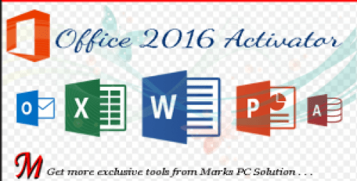 Microsoft Office 2016 Crack Activator