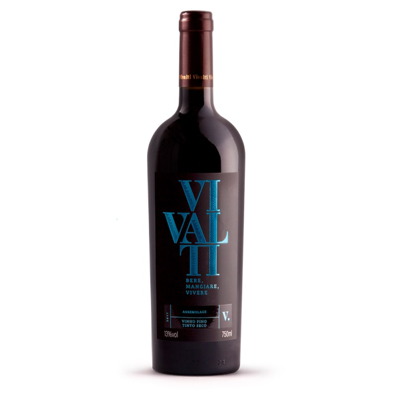 Vinho Tinto Vivalti Assemblage
