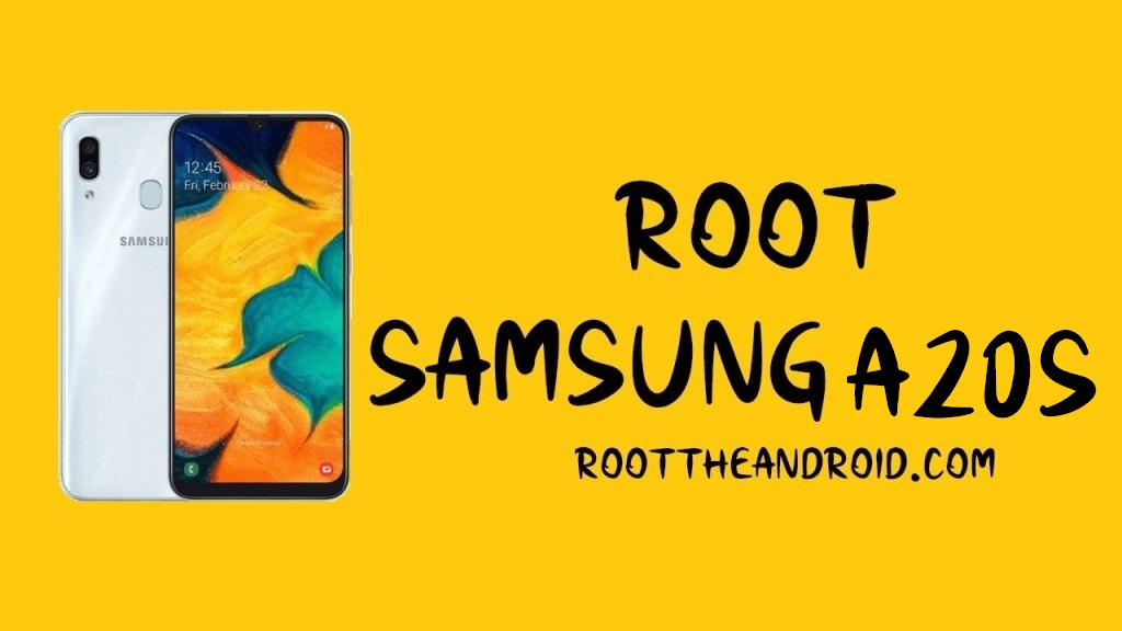 Root Samsung Galaxy A20s SM-A207F/G Pie 9.0 using TWRP