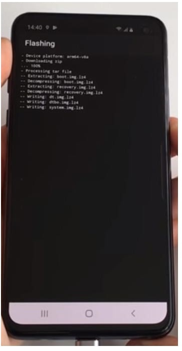 Creat VBdata patch file in Realme/ OnePlus/Oppo