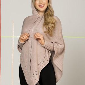 poncho-ruana-rosada-mujer