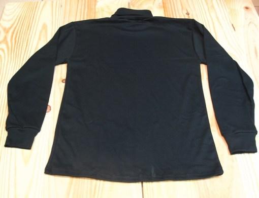 camiseta cuello cisne negro