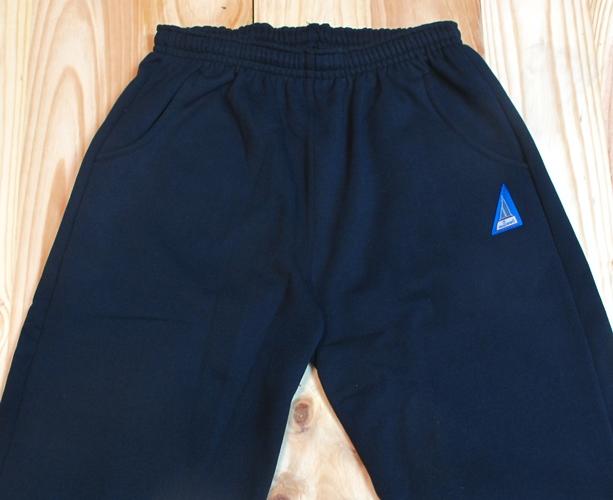 Pantalones de chándal de algodón de felpa para hombre  comodidad y ... b18a62dec54f