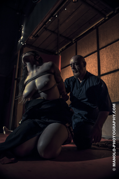 London Festival of the Art of Japanese Bondage 2012 - manolo remiddi-20