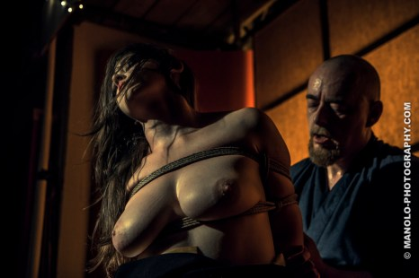 London Festival of the Art of Japanese Bondage 2012 - manolo remiddi-21