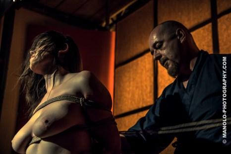 London Festival of the Art of Japanese Bondage 2012 - manolo remiddi-22