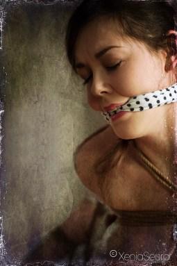 Clover Xenia Rope Bondage
