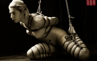 MeadFairy Shibari bondage session