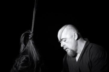 WykD Dave & Clover Shibari in Prague 2016