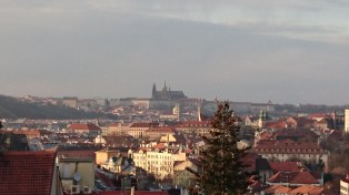 A view of Prague