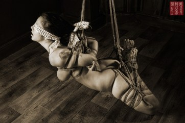 Beauvoir Fetish Shibari 緊縛 縛り 拘束 縄 torture suspension