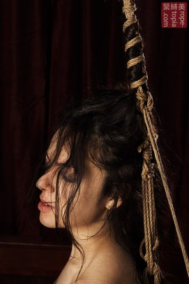 Beauvoir Fetish Shibari 緊縛 縛り 拘束 縄 Hair Bondage