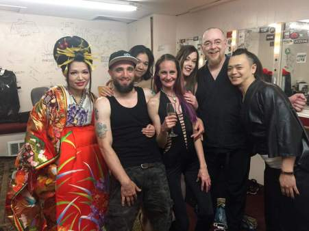 At the After Show