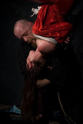Prague Shibari festival. Image by Soptic_Z