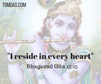 Krishna - I reside in every heart