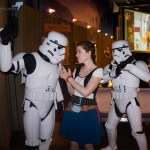 I'm afraid I'm really going to miss the character interactions from Star Wars Weekends