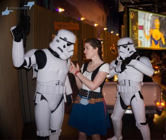 Elyssa *might* be a big Star Wars fan