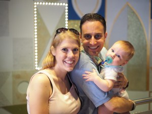 Casey, Erin, and Declan (Photo Courtesy of Casey)