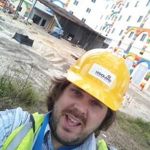 Ken has also always been into construction