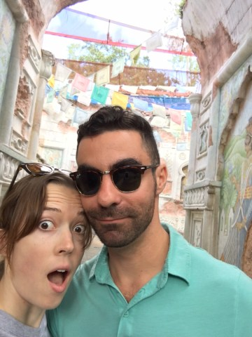 Disney Selfies are the Best Selfies - Picture from Serenity