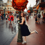 Fall at Disney World!