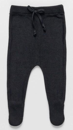 calça tricot bebe