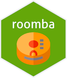 roomba hex logo