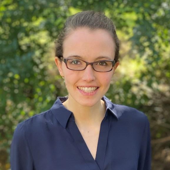 headshot of Emily Riederer