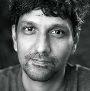 Portrait of Karthik Ram