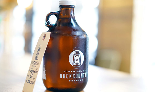 Backcountry Brewing Squamish