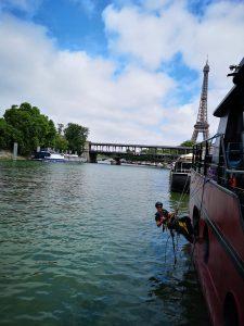 Péniche Paris