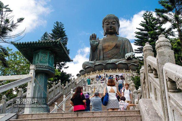 ngong ping 360 big buddha